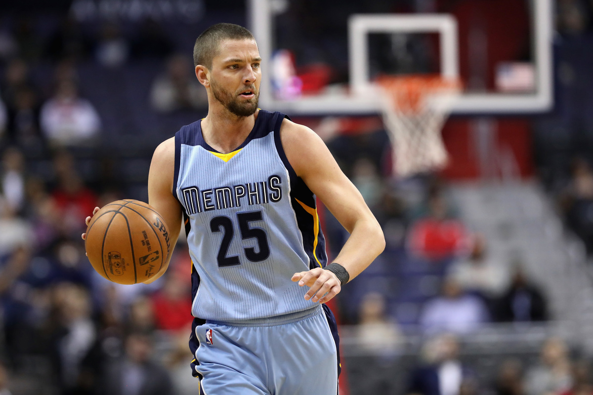 Chandler Parsons worst nba contracts all time