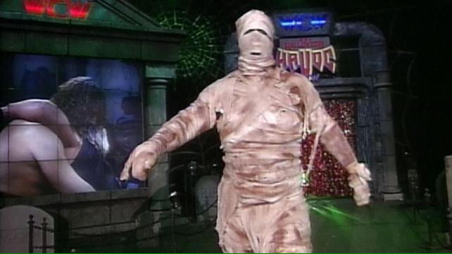 the yeti in wcw played by ron reis