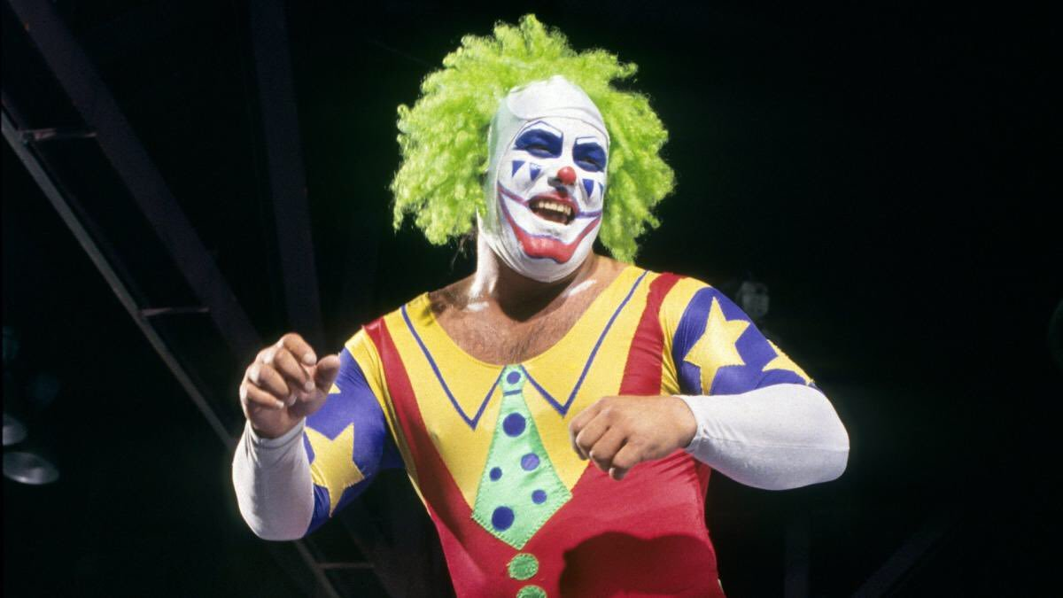 doink the clown in wwf