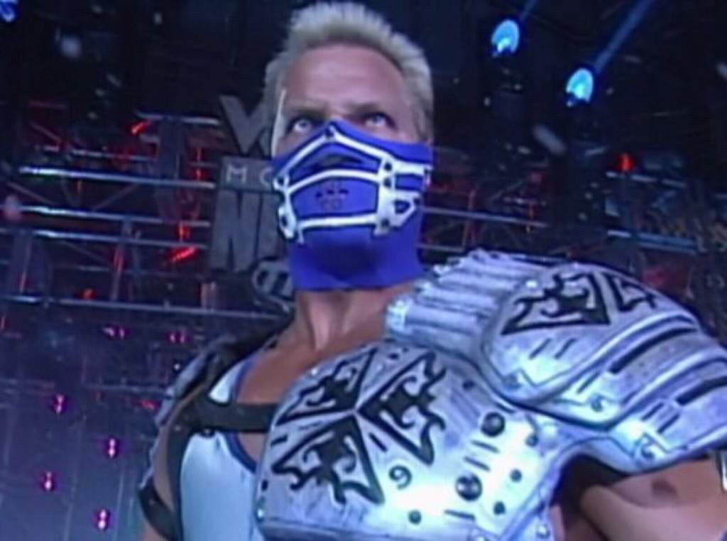 glacier worst wwe costumes all time