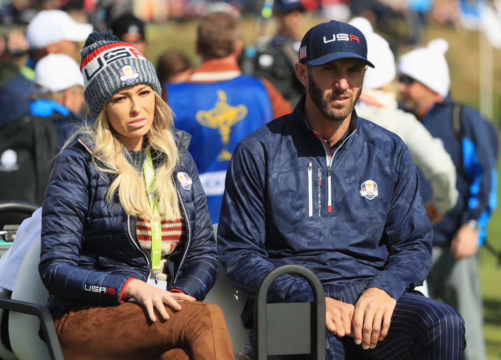 dustin johnson and paulina gretzky almost broke up over yassie safai