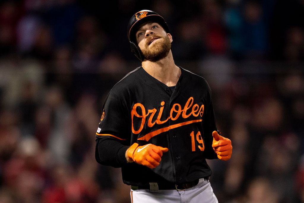 Chris davis worst contracts mlb history