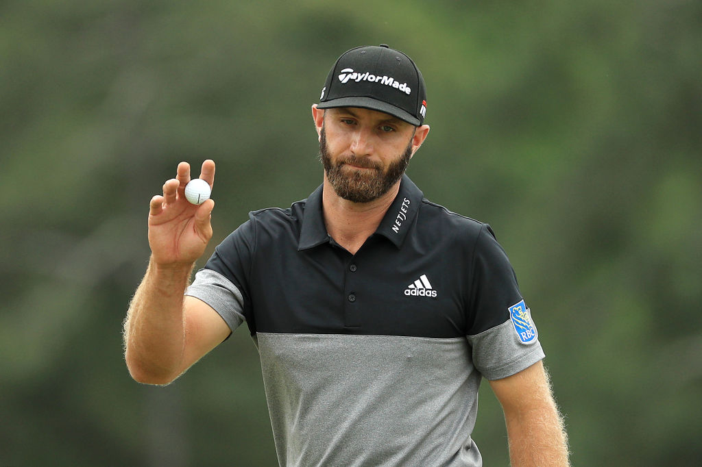dustin johnson withdrew from the 81st masters citing back problems
