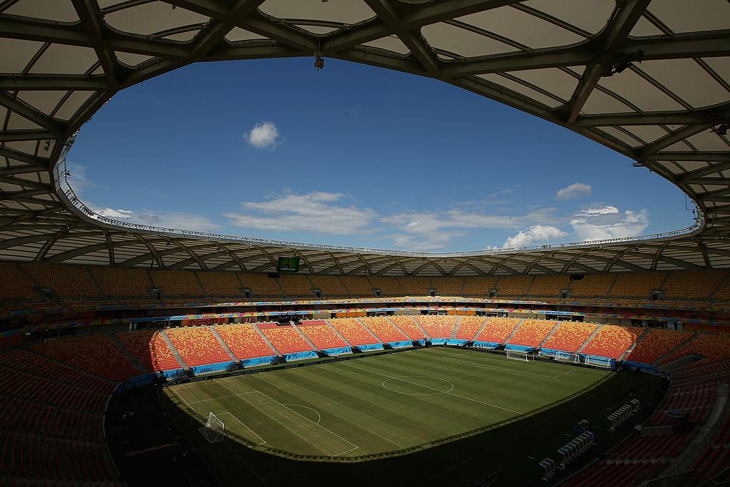arena amazonia abandoned world cup stadium