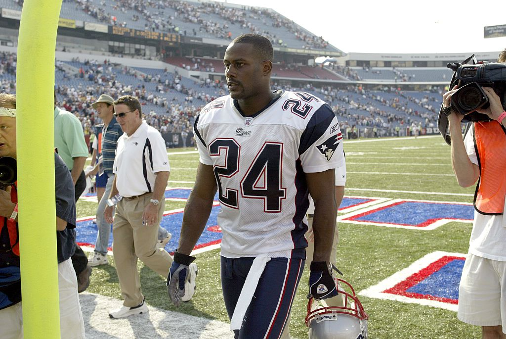 ty law greatest nfl defensive backs
