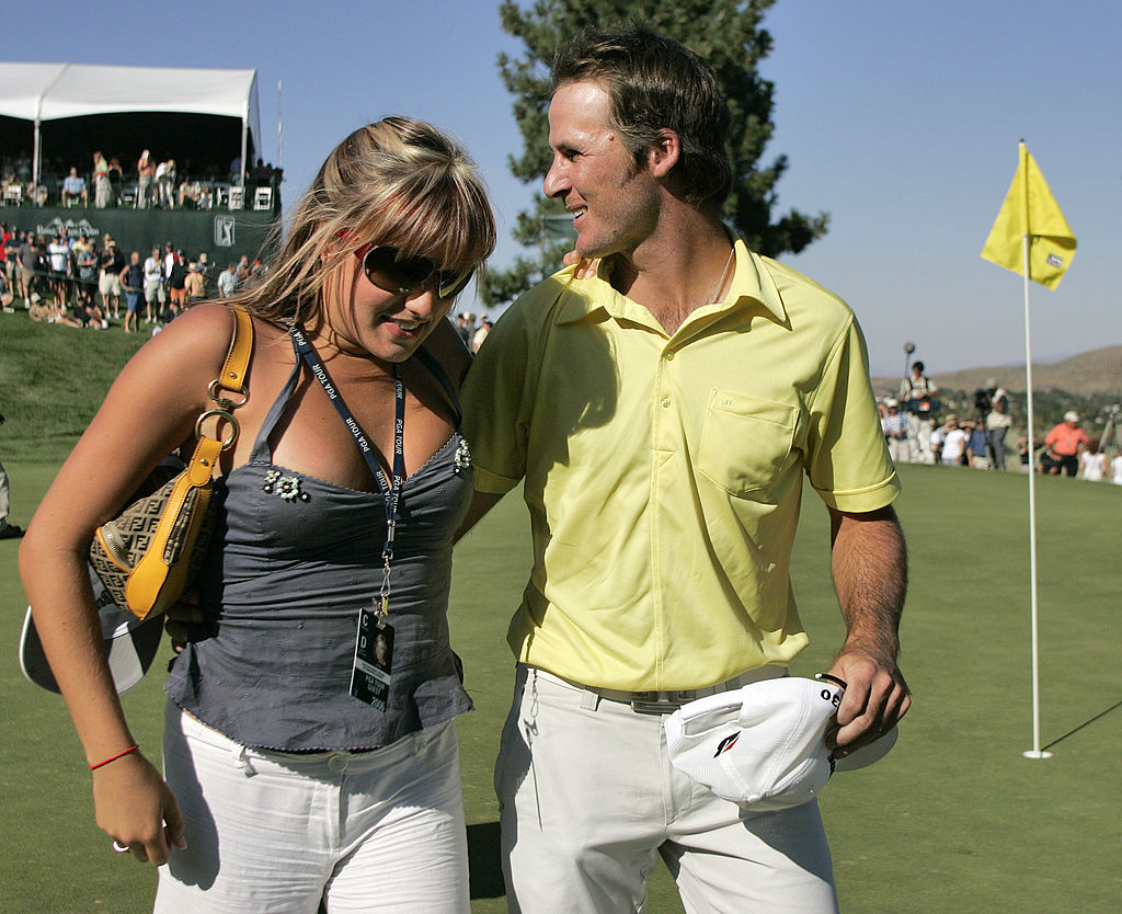 alli mackenzie was rumored to have an affair with dustin johnson