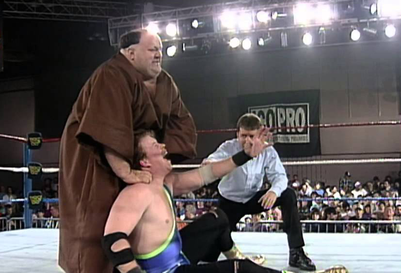 friar ferguson worst wwe costumes all time