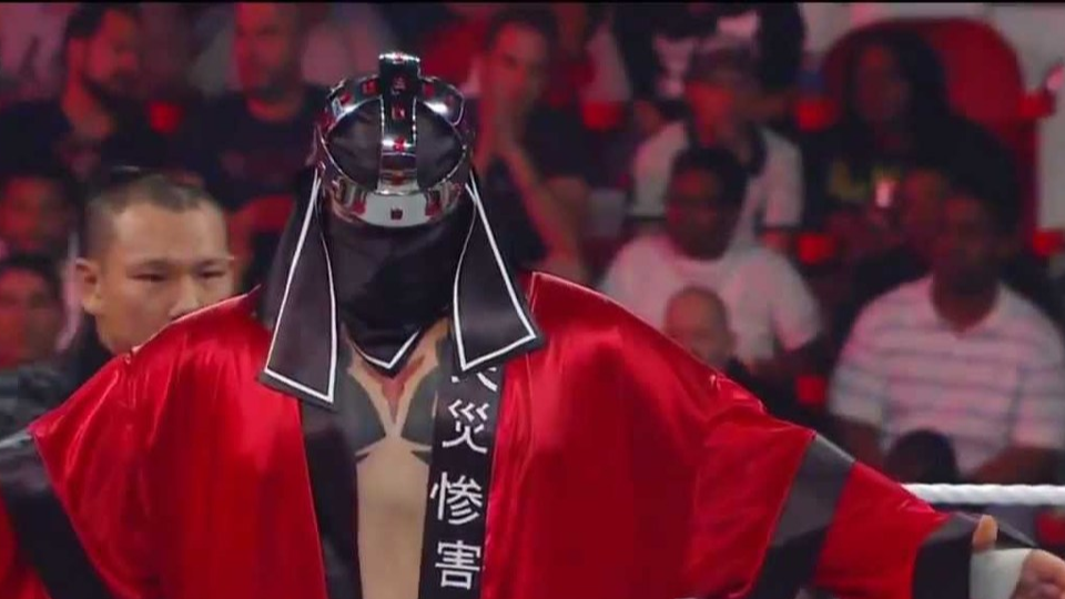 lord tensai worst wwe costumes ever