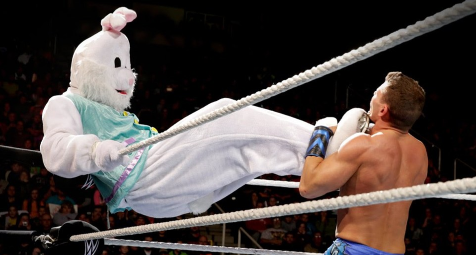 the bunny wwe worst costumes all time