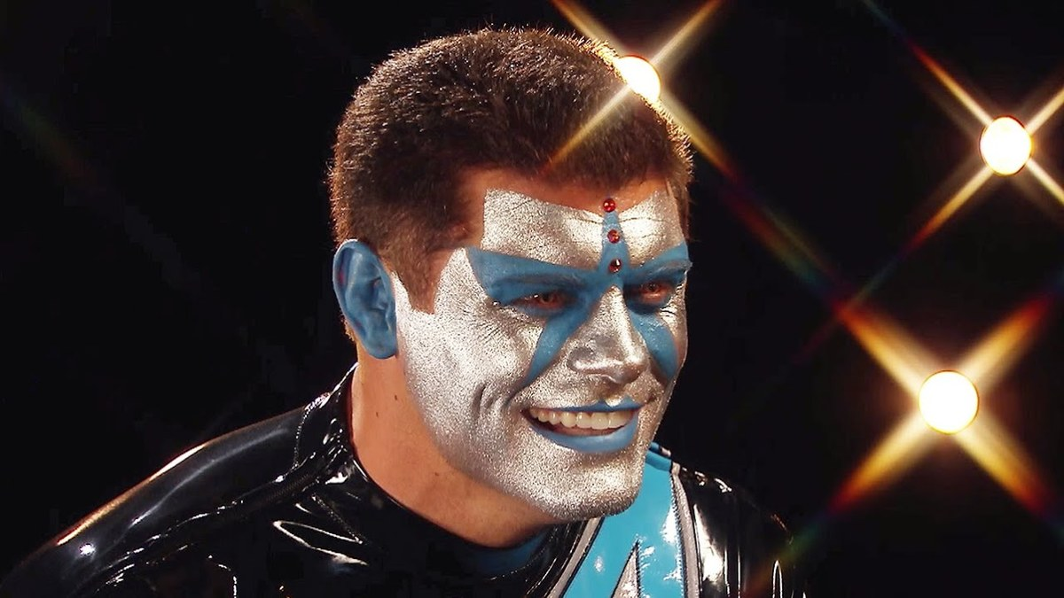 cody rhodes stardust worst wwe costumes all time