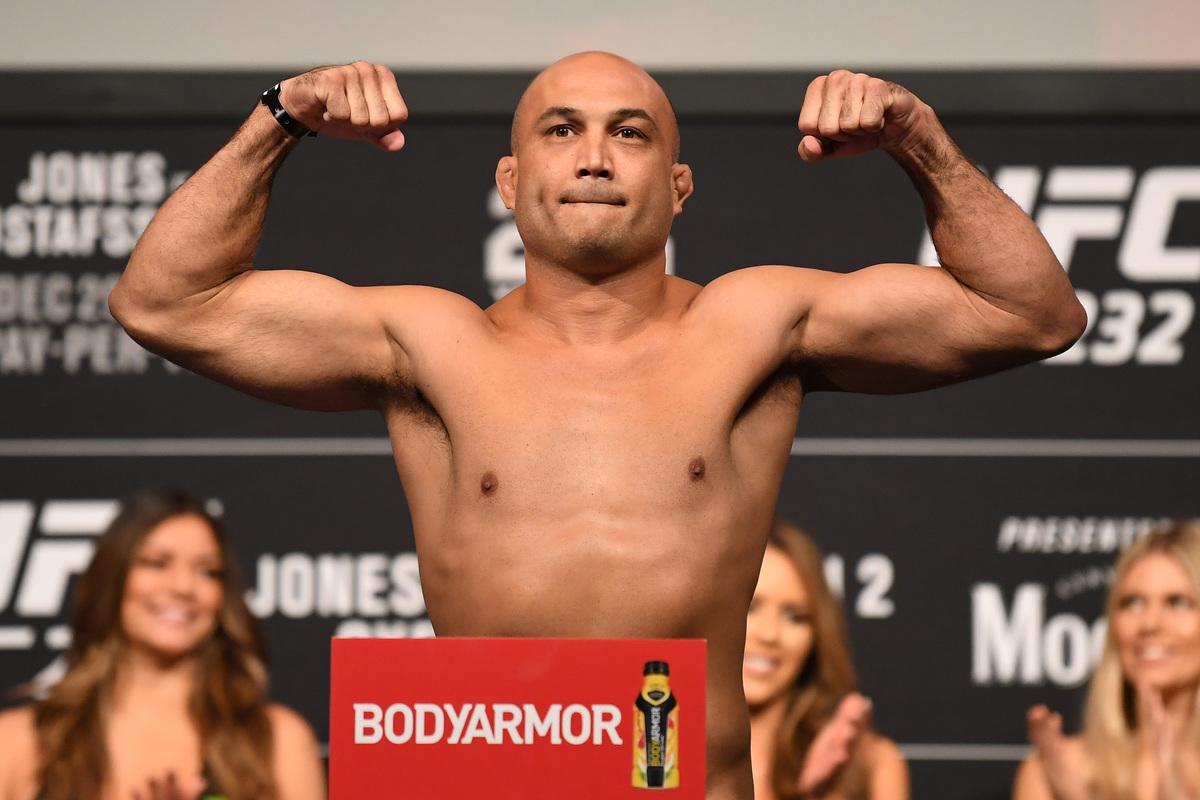 UFC 232 Weigh-ins