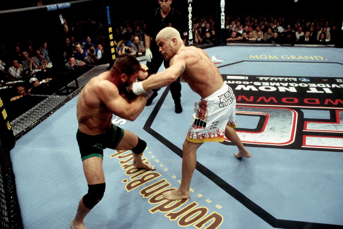 UFC 40: Ortiz vs. Shamrock