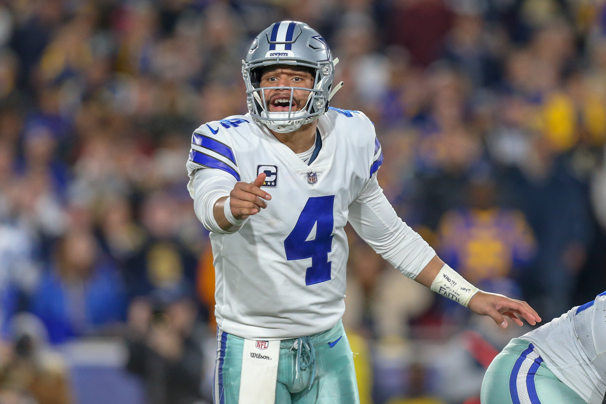 NFL: JAN 12 NFC Divisional Round - Cowboys at Rams