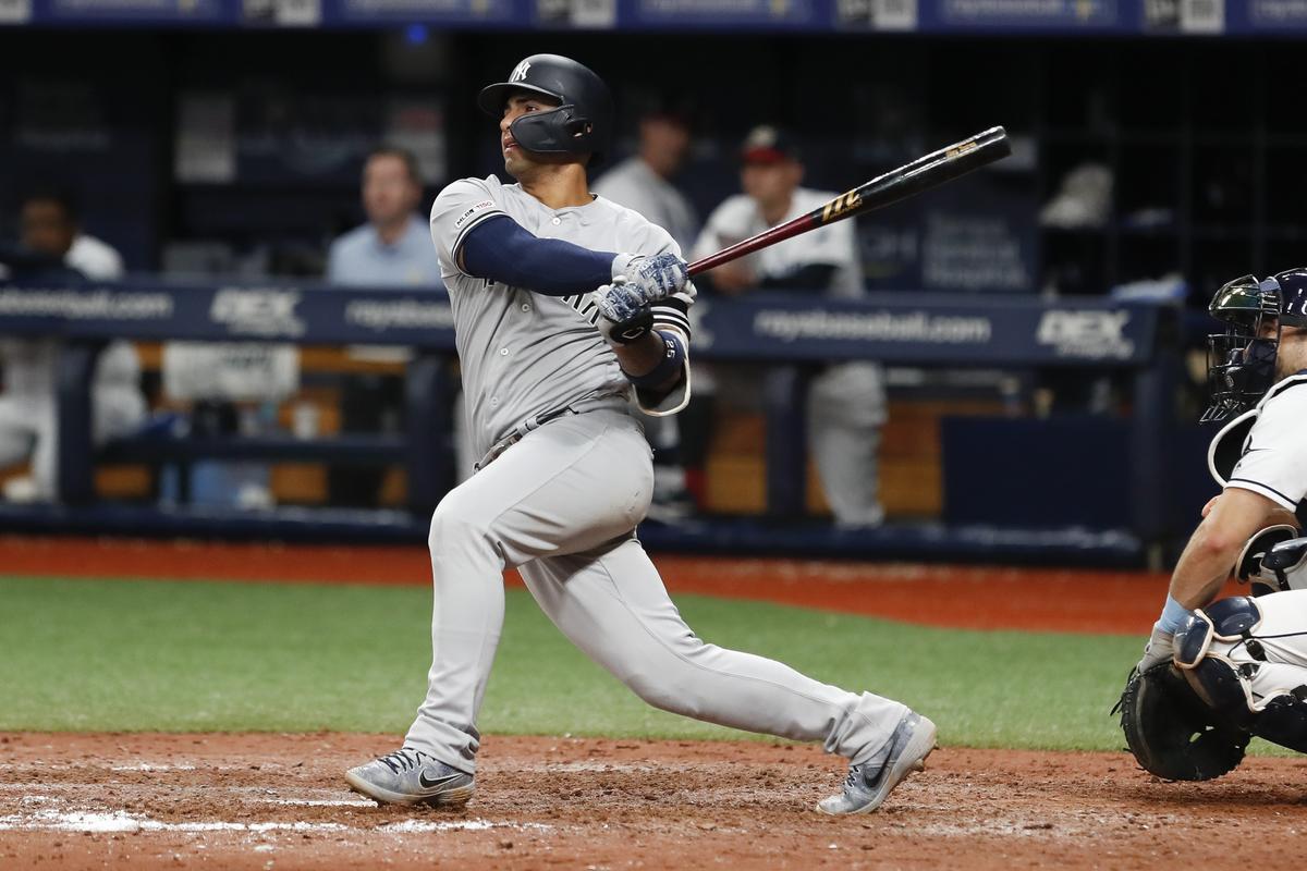 MLB: JUL 05 Yankees at Rays