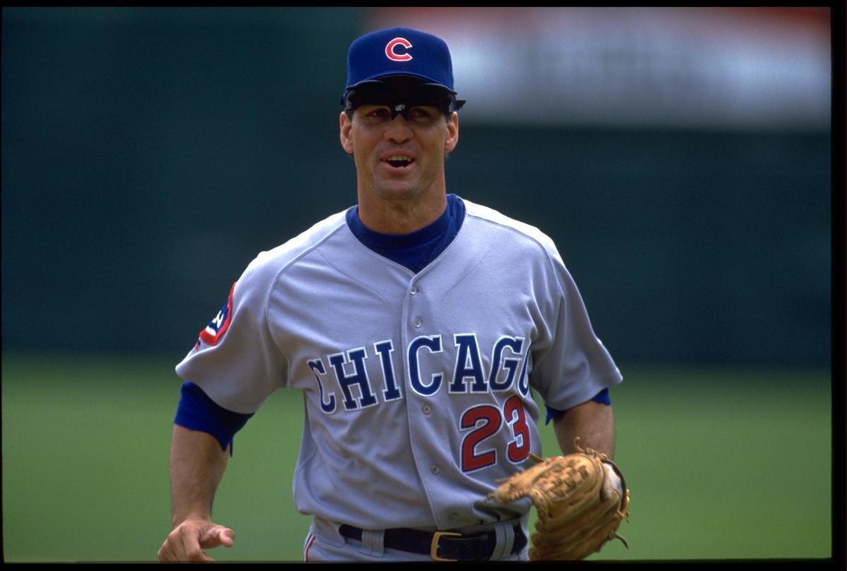 Ryne Sandberg Chicago Cubs