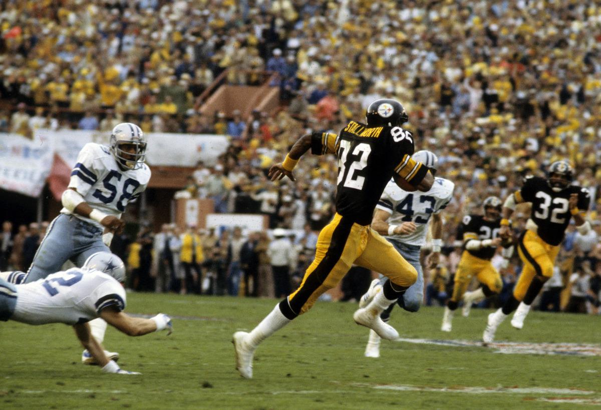 Super Bowl XIII - Pittsburgh Steelers vs Dallas Cowboys - January 21, 1979