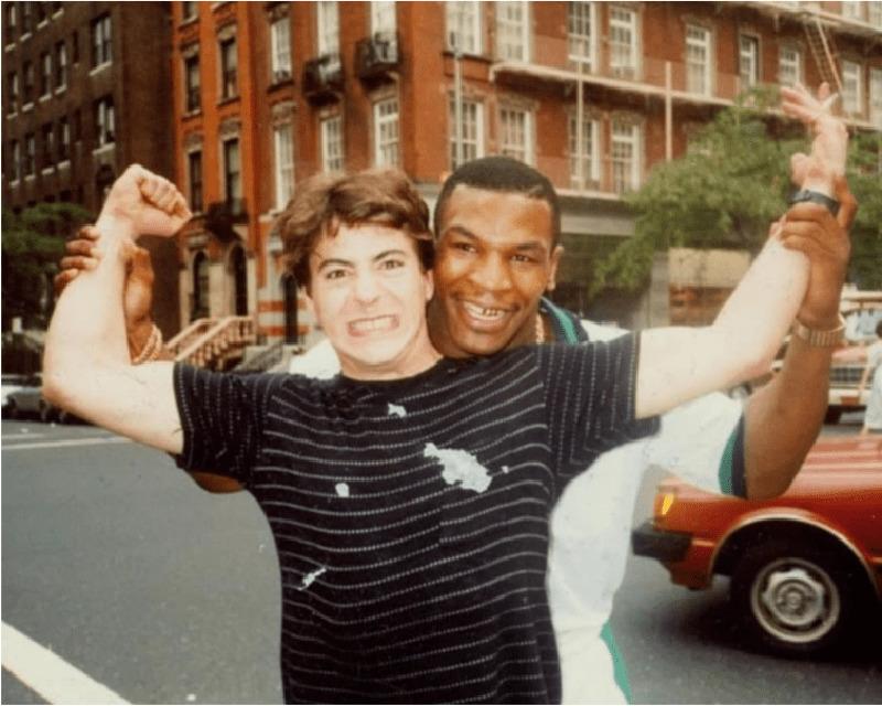 Tyson in brooklyn