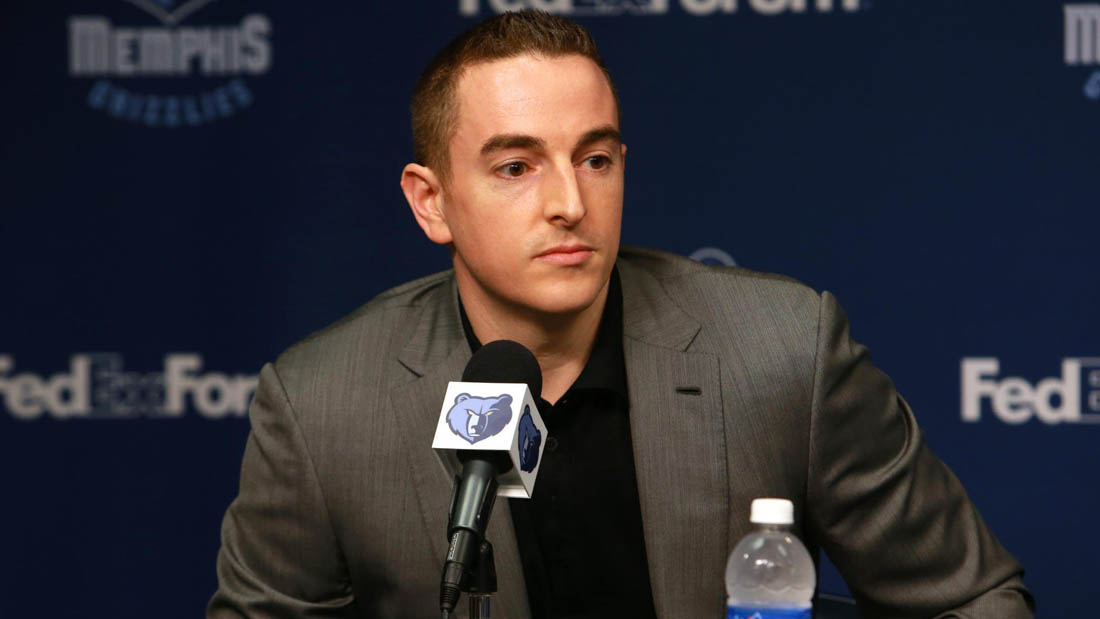 at press conference