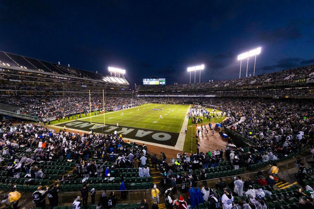 alameda county coliseum worst nfl stadiums