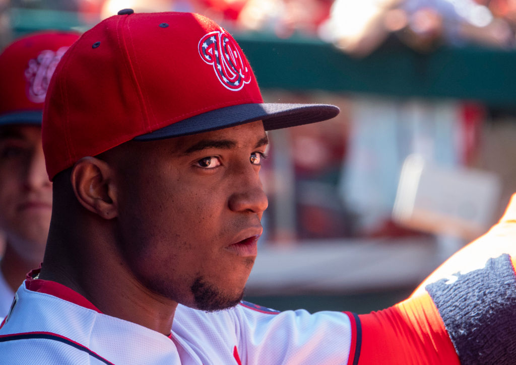 victor robles mlb rookie campaign