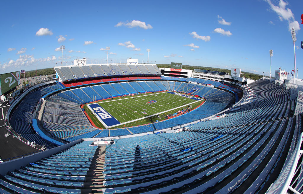 new era field worst in the nfl