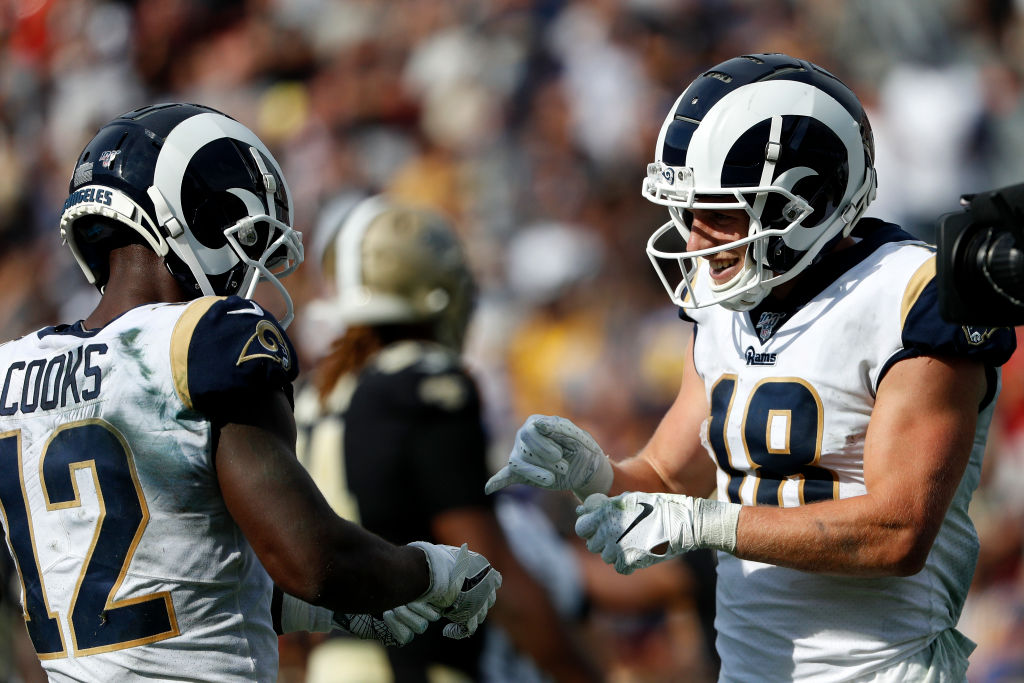 rams wide receivers fantasy football