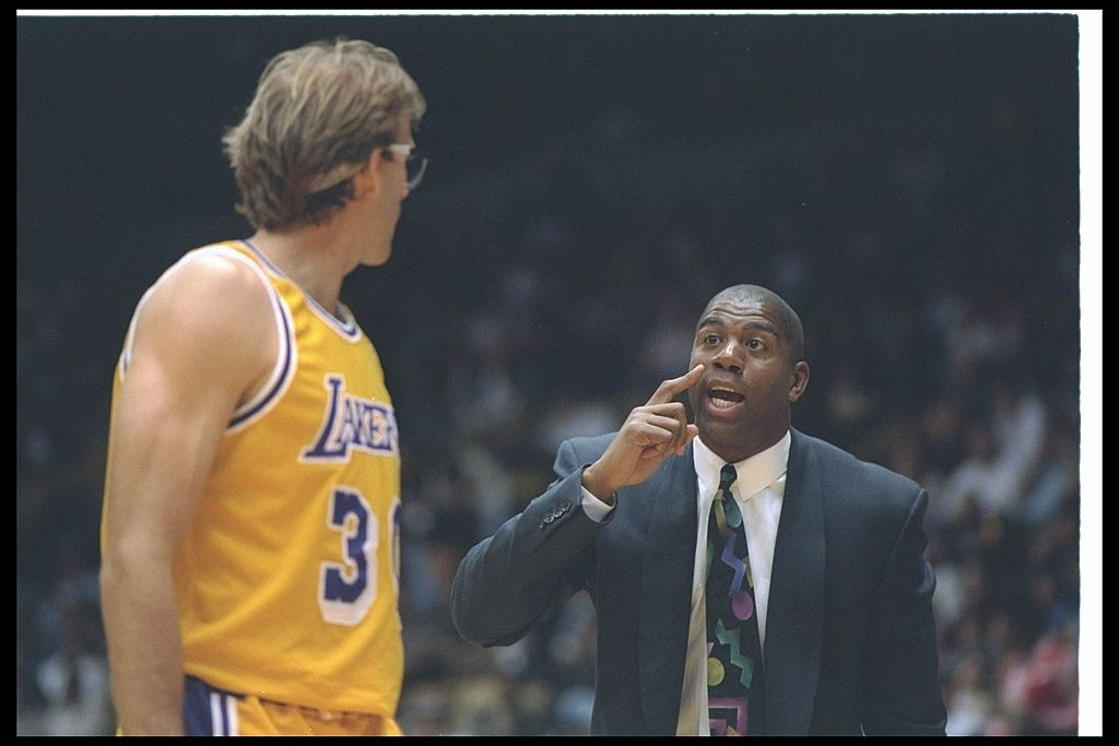 coaching the lakers