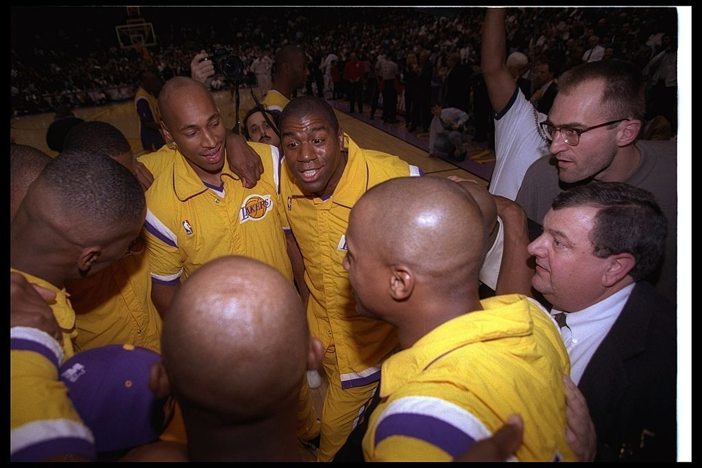of magic johnson
