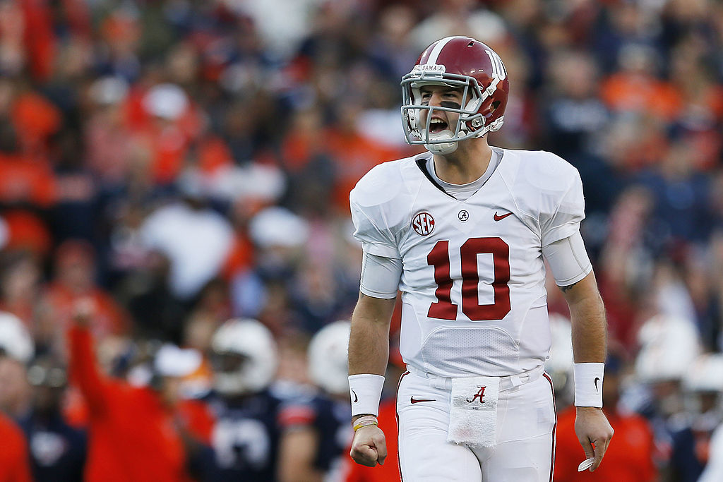 aj mccaron greatest college qbs ever