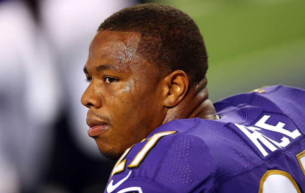 ray rice lost endorsement deal