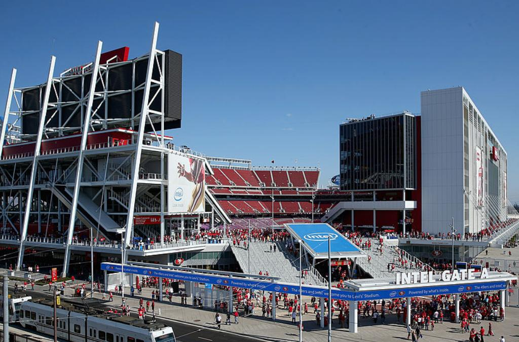 levis stadium worst in the nfl