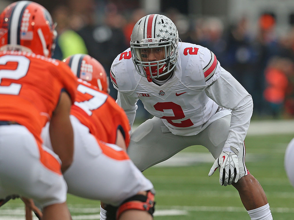 ryan shazier playing in college