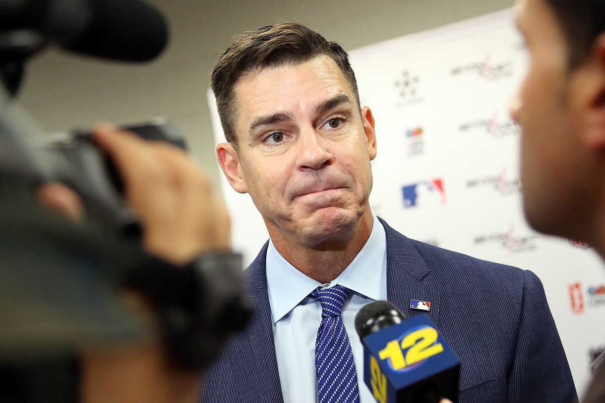 Billy Bean MLB VP of social responsibility and inclusion