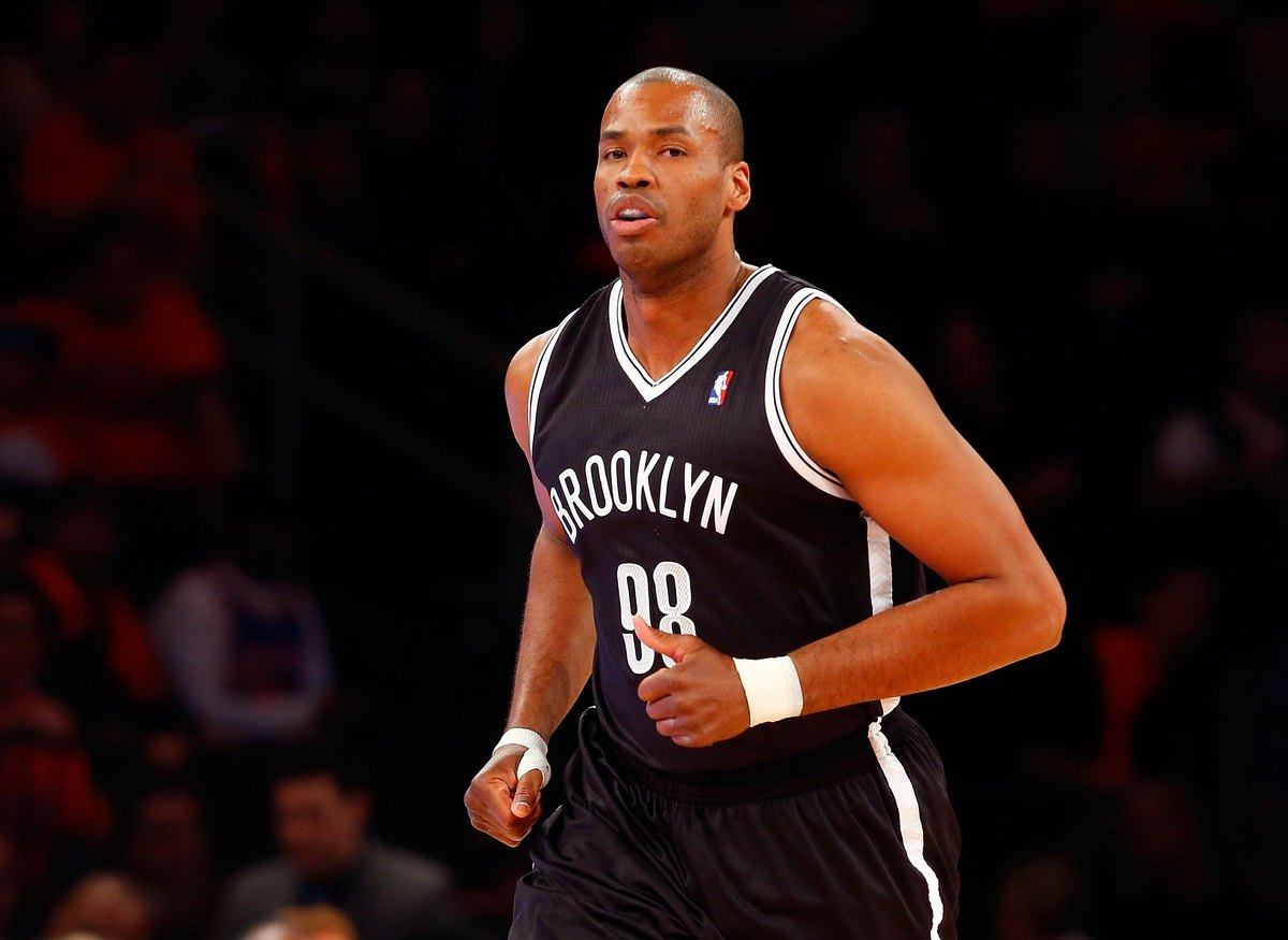 Jason Collins Brooklyn Nets