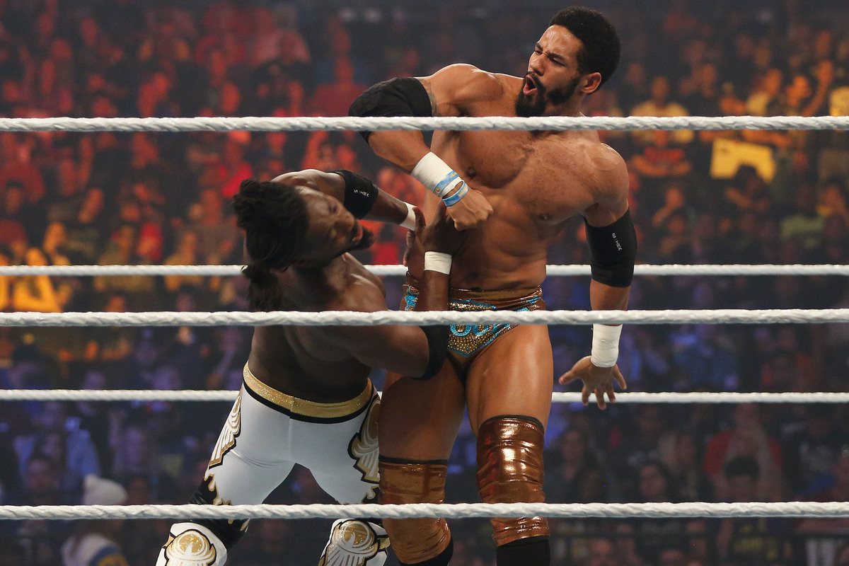 Darren Young WWE SummerSlam 2015