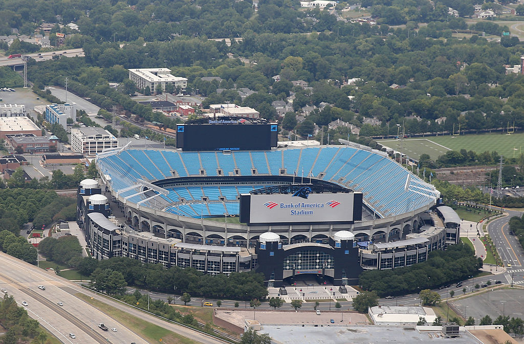 bank of america stadium worst in nfl