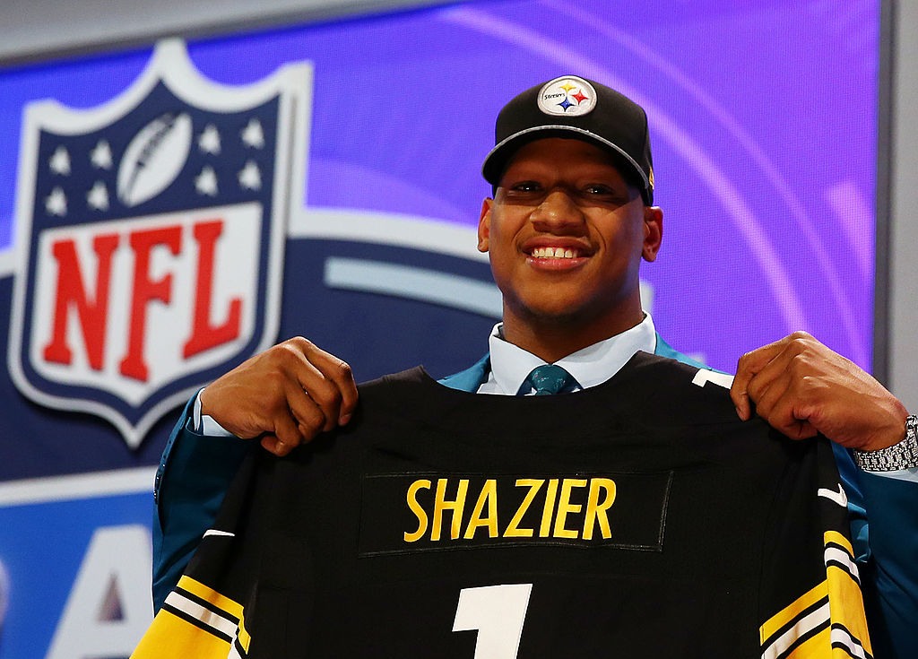 ryan shazier was drafted by the steelers