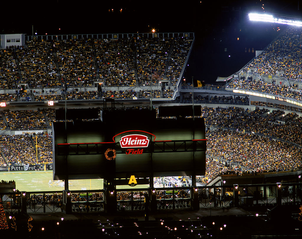 heinz field best in the nfl