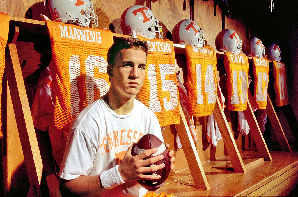 peyton manning greatest college qbs all time