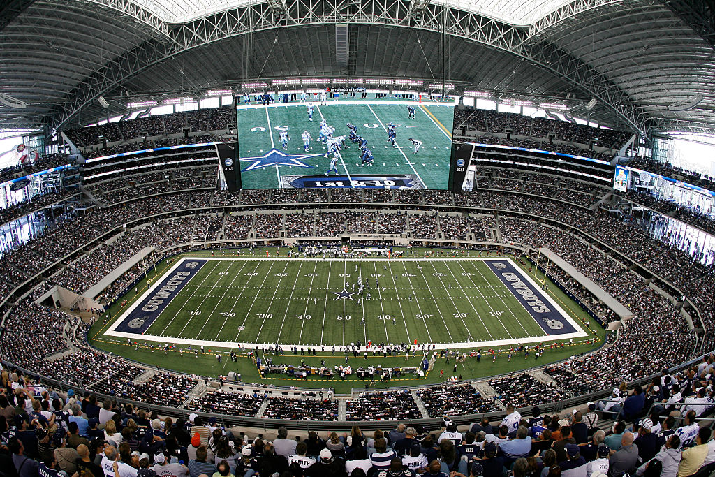 at and t stadium best in nfl