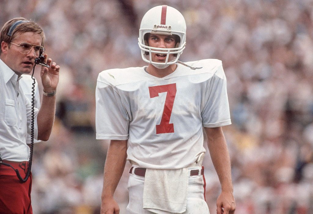john elway greatest college qbs ever