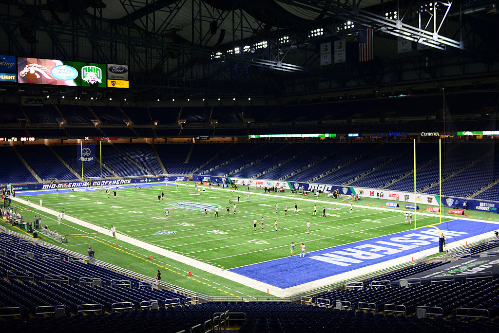 ford field worst in the nfl