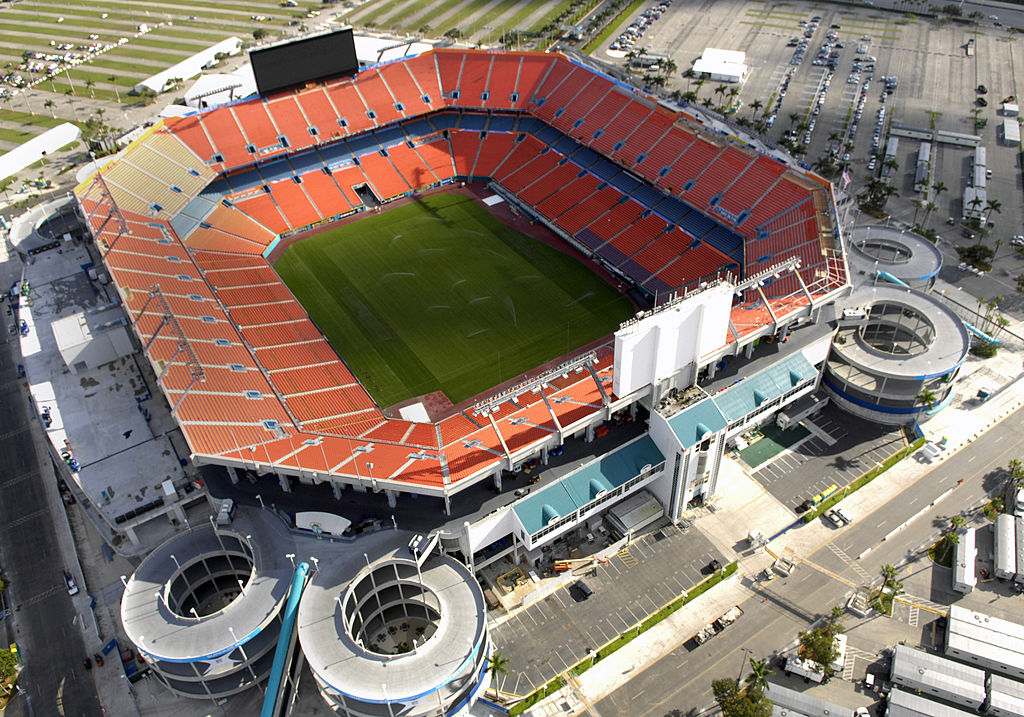 hard rock stadium worst in the nfl