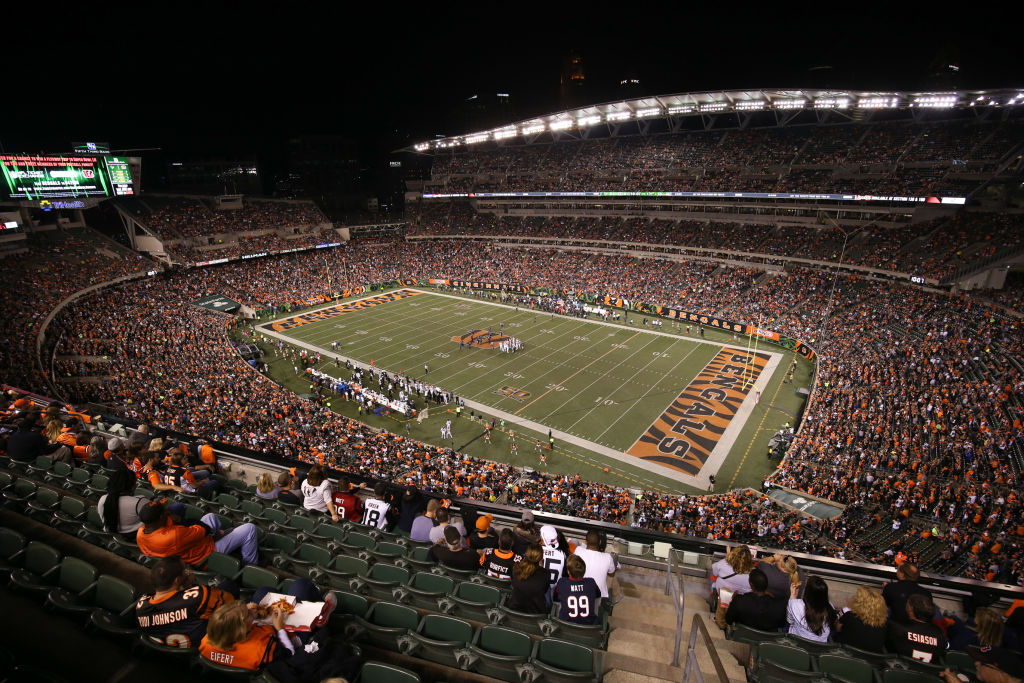 paul brown stadium worst in the nfl