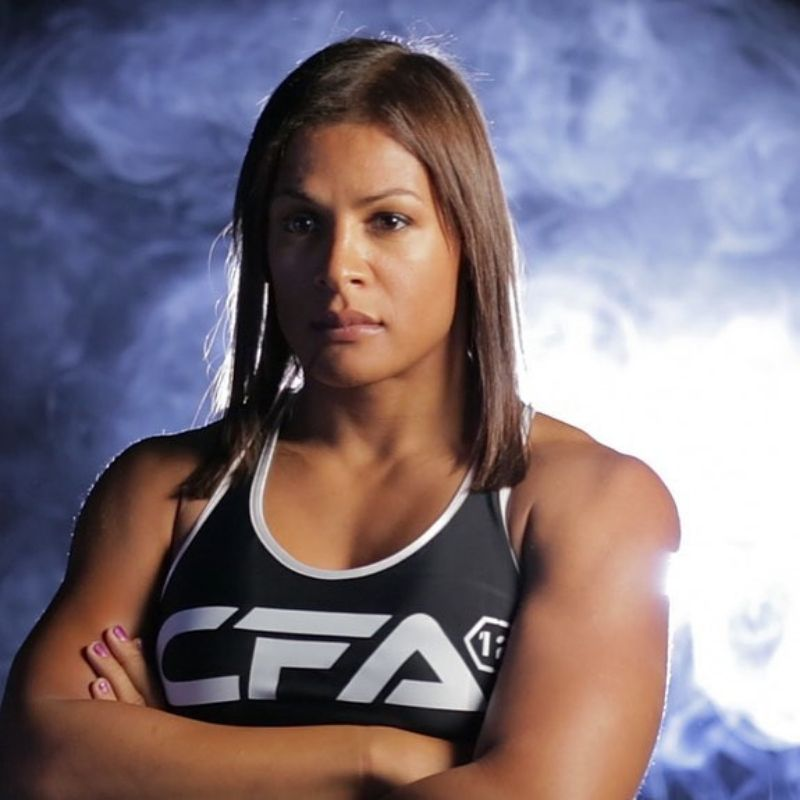 fallon fox MMA fighter