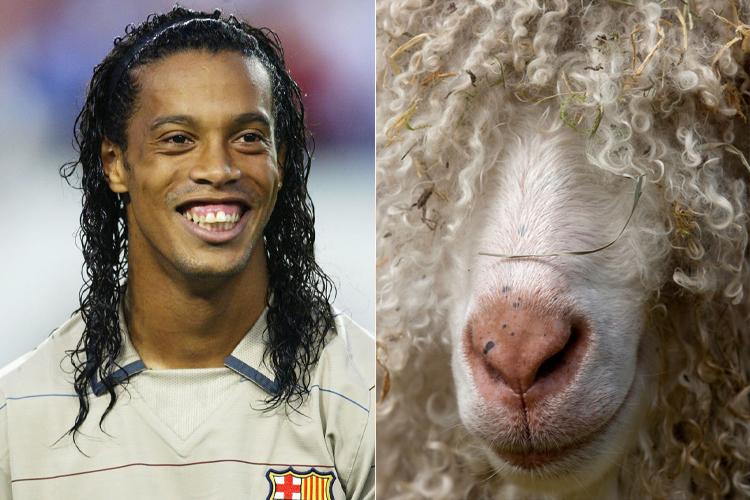 Ronaldinho Gaucho Is The Goat