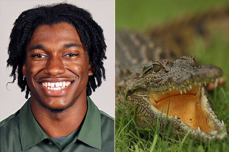 Robert Griffin III Is a Crock From The Outback