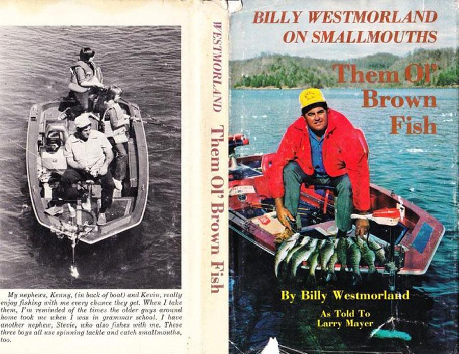 Billy Westmorland book