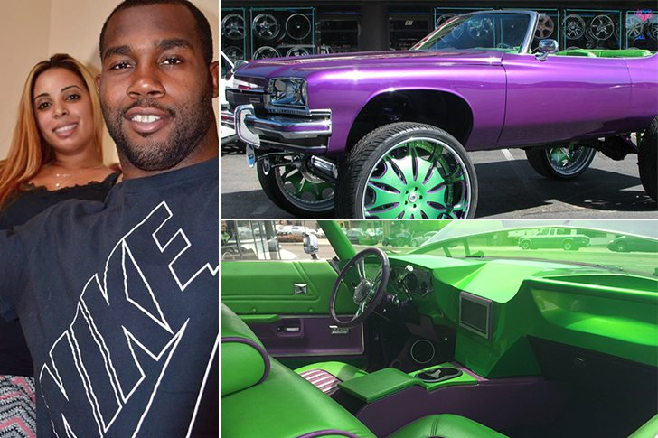 McFadden's Joker Car - Estimated $100k