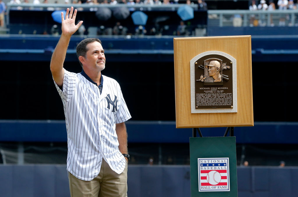 Mike Mussina - 2008